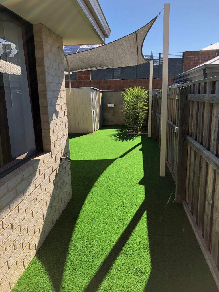 Artificial grass installation Southern river