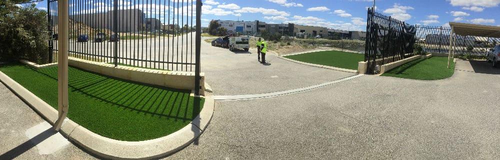 Commercial synthetic grass installation Perth, Wangara ,Malaga